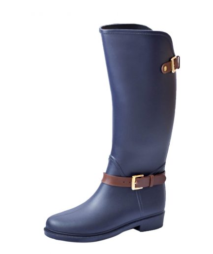 Botas Lluvia Eternity Azul Navy bottplie
